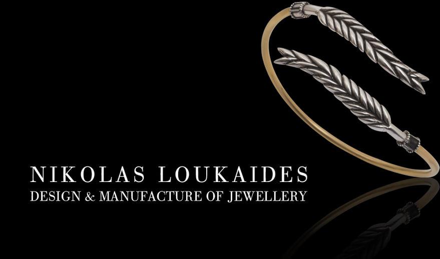 Trossas Ancient Greek themed jewelry